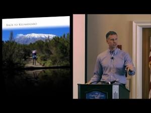 Daniel Dorr kilimanjaro keynote